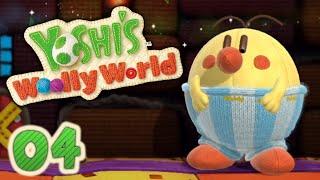 Video Xilebo macht Chessie wütend! | #04 | Yoshi's Woolly World MP3, 3GP, MP4, WEBM, AVI, FLV Juli 2018