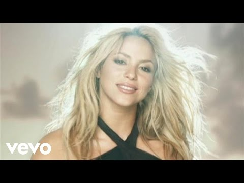 Shakira - Gypsy (making Of)