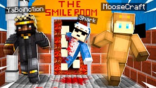 FIVE NIGHTS inside the SMILE ROOM in MINECRAFT!