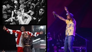 Puff Daddy, Pharrell Williams, Kendrick Lamar & Lil Wayne: Real-Time Twitter Chart Rewind Ep. 56
