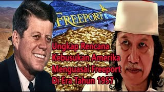 Video Cak Nun ~ Ungkap Rencana Kebusukan Amerika Menguasai freeport Di Era John F Kennedy 1957 MP3, 3GP, MP4, WEBM, AVI, FLV Februari 2019