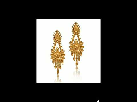 15+ Latest Sonar Kaner Dul Designs | Latest Gold Earrings Designs