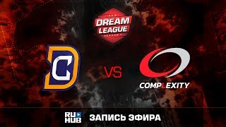Digital Chaos vs compLexity, DreamLeague Season 8, game 1 [Maelstorm, Mortales]