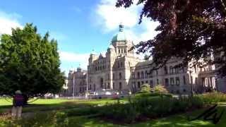 Victoria (BC) Canada  City new picture : Victoria British Columbia Tour 2014 - YouTube