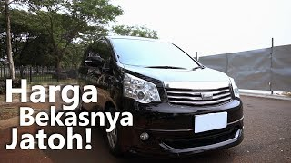 Download Video Senyaman Voxy, Semurah Avanza : Toyota Nav1 2013 MP3 3GP MP4
