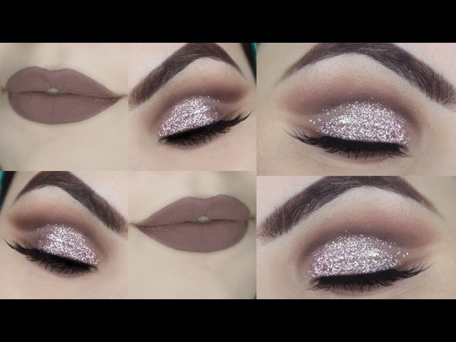 Maquiagem para o Ano Novo com Efeito Profissional - Holiday Makeup Tutorial - Pausa para Feminices
