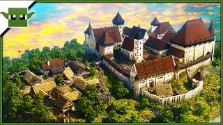 Epic Minecraft Castle - Inspiration Series /w Keralis