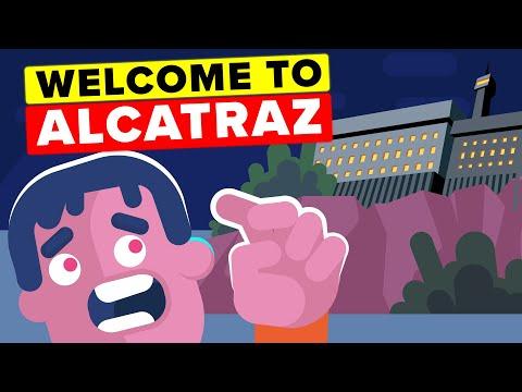 Welcome To Alcatraz - The World's Toughest Prison
