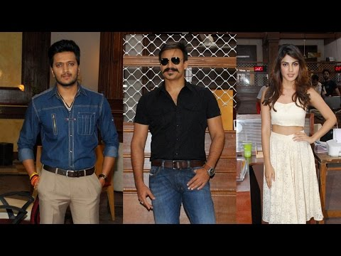 On Location Movie Bank Chor With Ritesh Deshmukh & Vivek Oberoi