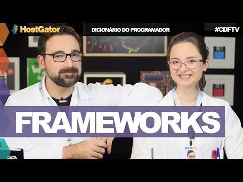 Frameworks // Dicionário do Programador