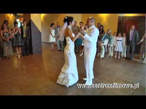 Pierwszy taniec weselny Kasi i Rafała