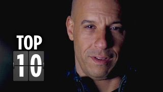Nonton Top Ten Fast & Furious 6 Clips (2013) - Vin Diesel Movie HD Film Subtitle Indonesia Streaming Movie Download