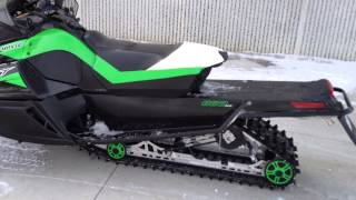 6. 2011 Arctic Cat F8 EXT EFI 144