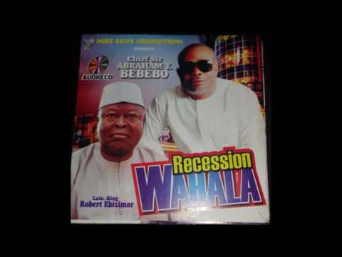 Abraham Young -  Recession Wahala
