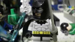 The Lego Batman and Nightwing Movie