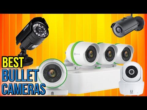 8 Best Bullet Cameras 2017