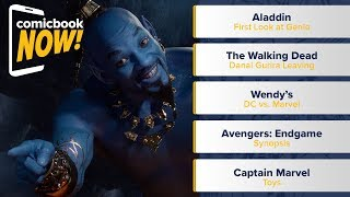 Avengers: Endgame, Aladdin, Walking Dead,  - ComicBook NOW! by Comicbook.com