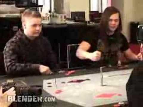 Tokio Hotel Jugando En El Casino