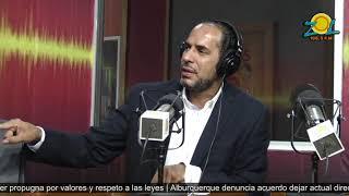 Jorge Morillo experto en la conducta humana comenta sobre los hombres agresores