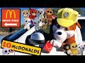 foto Paw Patrol Rubble Collects McDonald's Happy Meal Toys in Drive Thru Borwap