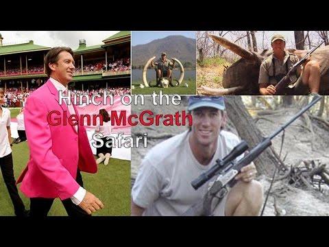 Hinch on the Glenn McGrath Safari - thumbnail