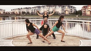 COLLAB Alert! SFDP had the please of working with Kshitij Vaishnav of Dance Station Mumbai on another dance cover.