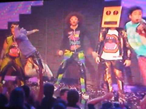 Lmfao NRJ music awards 2012