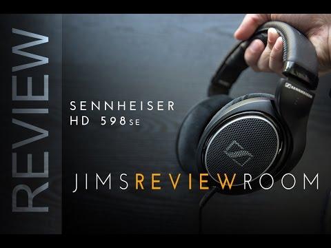 Sennheiser HD 598se Open Back Headphones - REVIEW