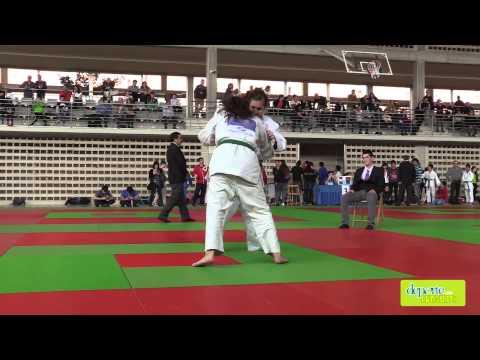 Judo 3ª Jornada JDN Infantil Fem (1)