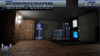 """Check out my Patreon page if you would like to support my channel: http://www.patreon.com/SKSSleepless Knights Studios group on Steam: http://steamcommunity.com/groups/SKStudiosEpisode Description:In this episode, in the interest of taking things slow this time and making sure I have a good foundation to work with, I am continuing my focus on refining the shack base. I go through this time and replace most of the """"frame"""" blocks with either concrete or wood depending on where it is. I also do a touch of interior layout stuff but will probably do more of that in a future episode.Series Description:Welcome to a new season of Empyrion: Galactic Survival. For those of you that don't remember, I tried this game out for a few episodes when it first came out but I decided not to keep it going. Now there have been a TON of new changes including some graphical improvements as well as new block types, enemies, etc.For those of you knew to Empyrion: Galactic Survival, it's essentially a Space Engineers like game where you can take some basic block shapes & types and build complex space ships, stations, hover craft, etc. and explore the universe available to you. The biggest difference (to me anyway) is that Empyrion focuses far more on the """"survival"""" aspect of food, oxygen, farms, defenses from enemy drones and wildlife, etc.NOTE: This game is in Early Access on Steam, it is NOT FINISHED, the devs are frequently adding elements & making changes. Please keep this in mind as there may be bugs or odd behaviors but this is NOT the finished product! You can find the game on Steam here: http://store.steampowered.com/app/383120/Disclaimer:Empyrion: Galactic Survival is property of Eleon Game Studios"""