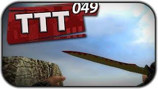 1V1 MESSER WERFEN GEGEN MAX    TTT mit SPIN   049 Video