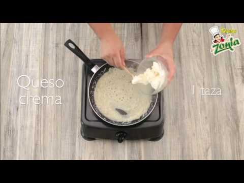 Spaghetti con Coliflor | PASTAS ZONIA