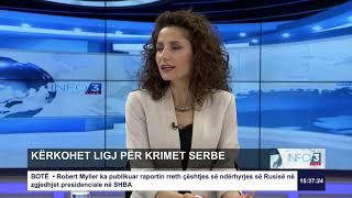 RTK3 Biseda - Kërkohet Ligj për krimet serbe 19.04.2019
