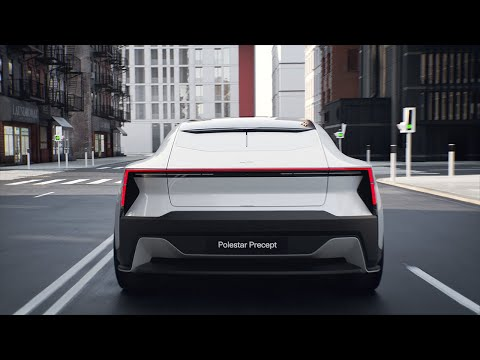 The evolution of the EV – Polestar Precept