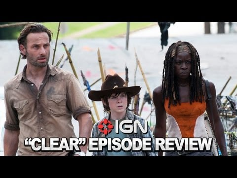 clear review - Missed last week's episode review? Click here http://bit.ly/XInGs3 Spoiler Alert! Eric and Joey discuss an episode that took Rick, Carl and Michonne back to ...