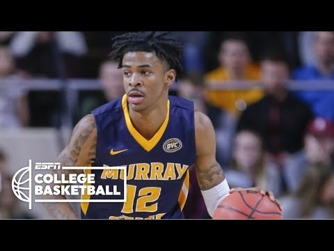 Ja Morant scores 29 points and game winner to lift Murray State | College Basketball Highlights - Thời lượng: 3 phút, 59 giây.