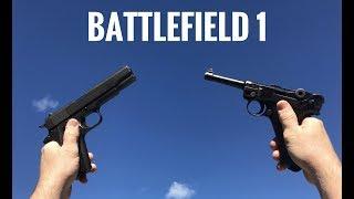 Battlefield 1 Guns In Real Life