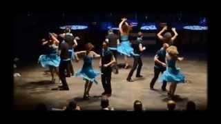 Epinay-sur-Seine France  city photos gallery : 2ème Festival de Rueda Casino à Epinay-sur-Seine - FRANCE - Février 2013