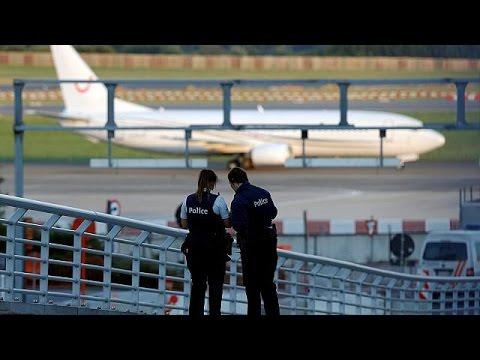Βέλγιο: Λήξη συναγερμού μετά τις απειλές για βόμβα σε δύο αεροπλάνα
