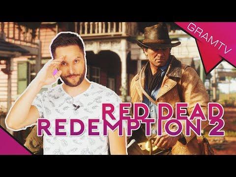Red Dead Redemption 2 - Najlepsza gra roku?! - GramTV News