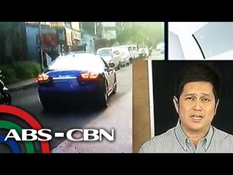 Maserati driver claims self-defense