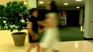 Lindy Hop Lesson 10/28/10