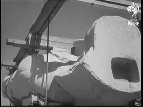 شاهد فيديو نادر لنقل تمثال رمسيس من منطقه ميت رهينه الي ميدان رمسيس بالقاهره