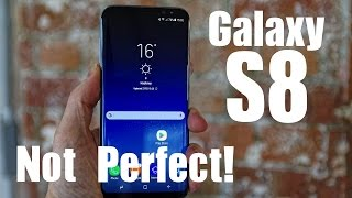 Video 5 BIGGEST Problems With The Galaxy S8! MP3, 3GP, MP4, WEBM, AVI, FLV November 2017