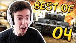WORLD OF TANKS - Du foot avec un tank ? | Best of #04