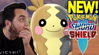 Pokemon Sword and Shield REACTION and FIRST THOUGHTS! Galarian Forms, Team Yell, New Rivals and More by aDrive