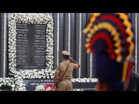 Ινδία: 10 χρόνια από τις τρομοκρατικές επιθέσεις στην Βομβάη…