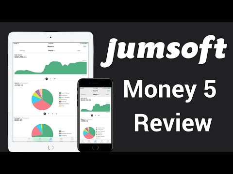 Money 5 by Jumsoft - The Best Personal Finance App for Mac and iOS