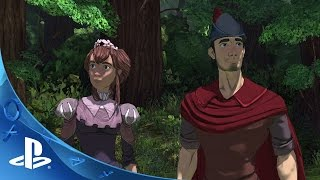King's Quest - Once Upon a Climb: Launch Trailer by PlayStation