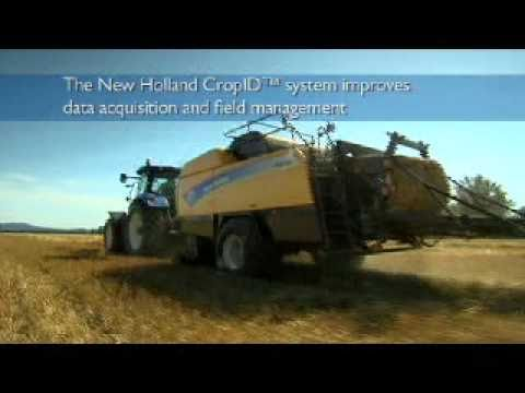 BB series Crop ID System - SIMA Silver Medal for Innovation 2011